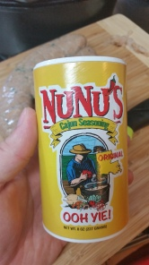 NuNu's seasoning