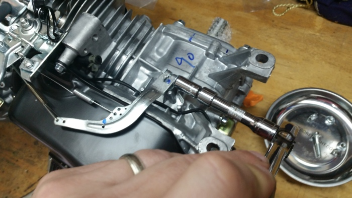 Longtail Mud Motor Project Part 1- 6 5 HP Predator 212 cc