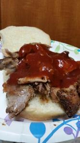 Good on Wild Hog Pulled Pork